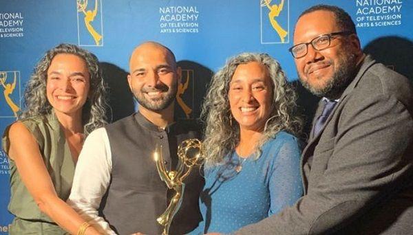 Armed with Faith wins Emmy