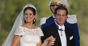 Americans married into royal family