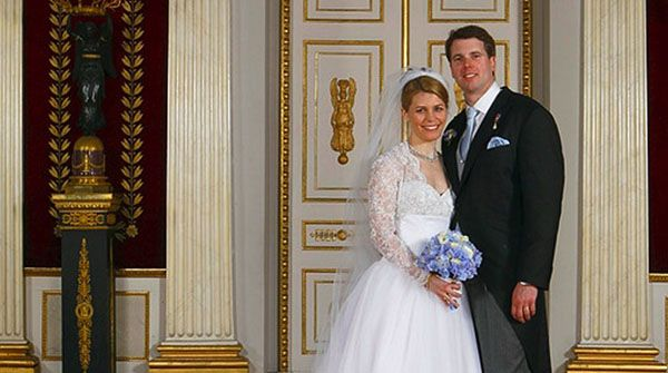 Americans married into royal