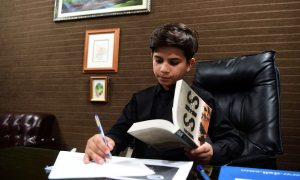 hammad safi, the motivational speaker