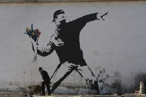 Who is Banksy? Unknown Mystery