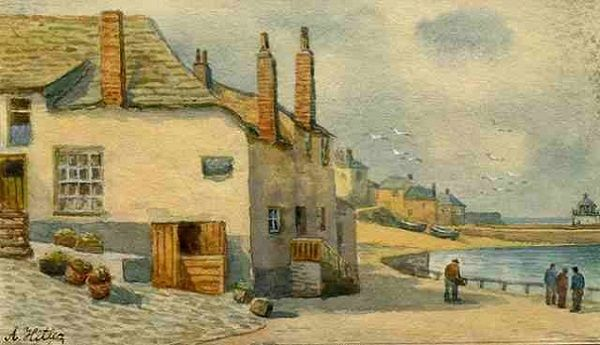 Watercolors by Adolf Hitler
