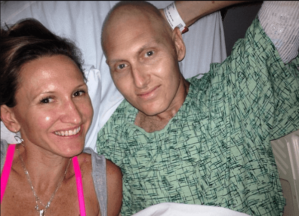 A Man Who Was Diagnosed With Blood Cancer during Honeymoon