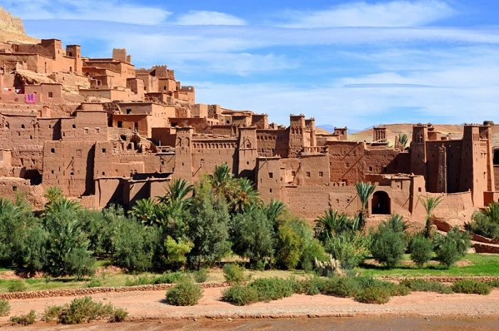 Ait Benhaddou, Morocco - Castles from Game of Thrones