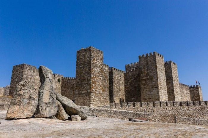 Castles from Game of Thrones -
