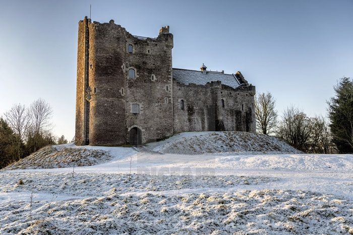 Doune Castle, Scotland - Castles from Game of Thrones