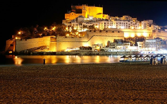 Peñíscola Castle, Spain - castles in game of thrones