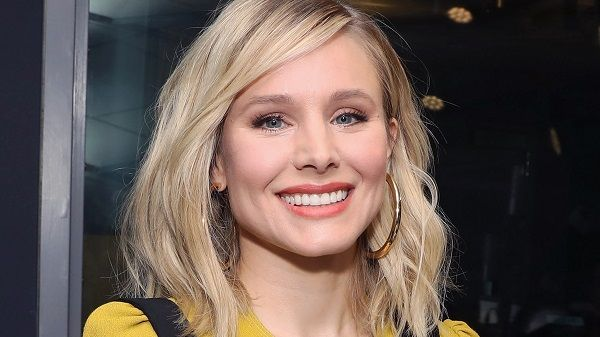 Kristen Bell - women who proposed to their men
