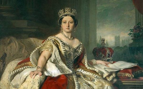 Women Who Proposed to Their Men - Queen Victoria