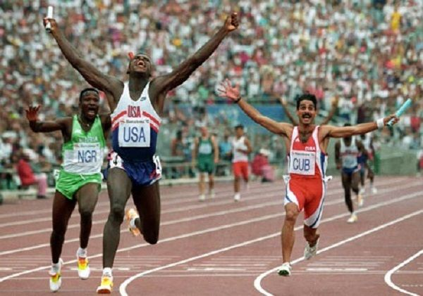 Famous photos from sports history