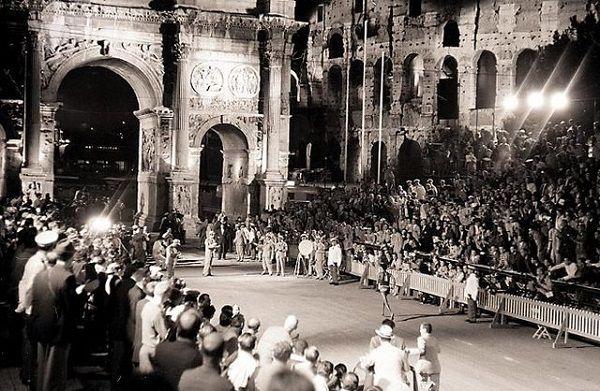 Record breaking heat in 1960 olympics rome