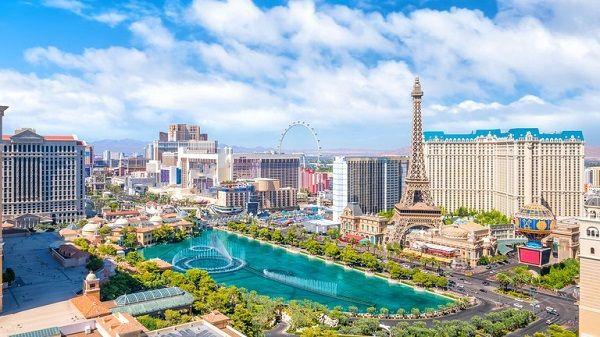 Las Vegas - best city in usa to visit