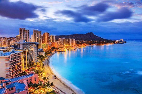 Hawaii: Waikiki
