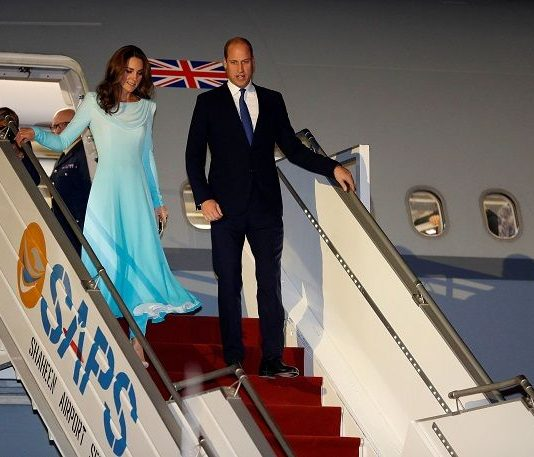 The Duke and Duchess of Cambridge Concludes Their Visit to Pakistan