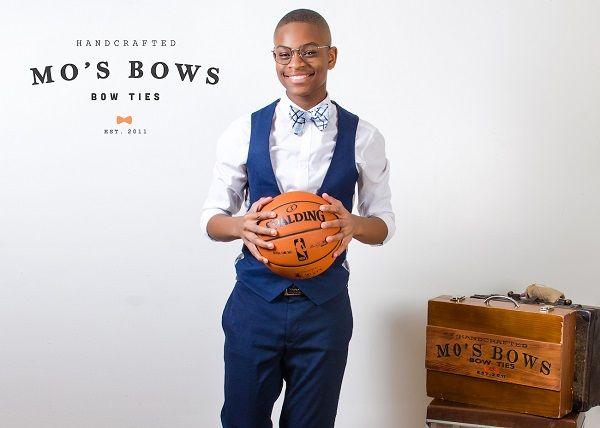 Mo Bridges CEO of Mo's Bows
