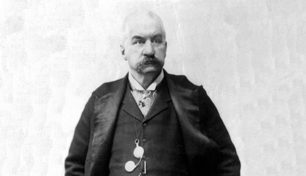 Titanic owner J.P. Morgan