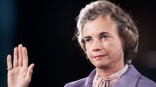 Sandra Day O'Connor: First female Supreme Court Justice