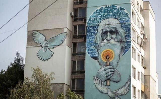 Dobri Dobrev a living saint