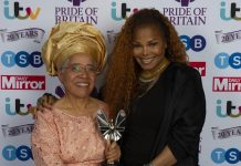 A Nurse Wins Lifetime Achievement Award at Pride of Britain