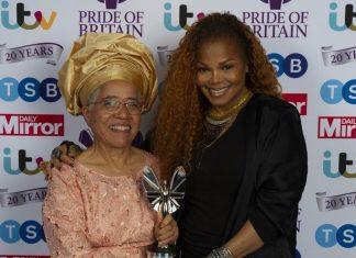 A Nurse Wins Lifetime Achievement Award at Pride of Britain