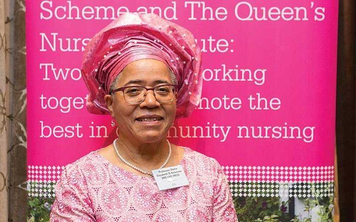 A Nurse Wins Lifetime Achievement Award