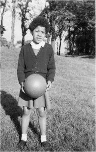 Elizabeth Anionwu childhood