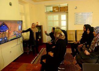 Afghani Women Coders Inspiring Girls in Afghanistan