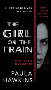 The Girl on the Train Book - Books that turned into Movies