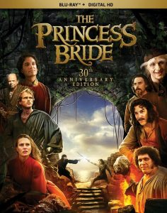 The Princess Bride Movie - Books that turned into Movies