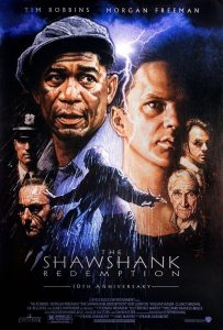 The Shawshank Redemption Movie - Books that turned into Movies