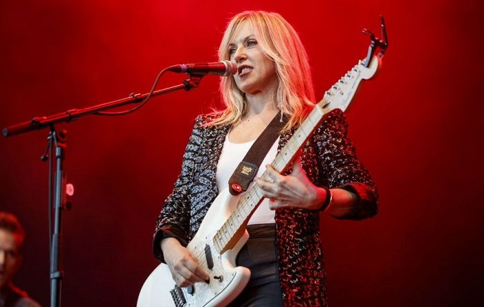 Liz Phair - famous people who were adopted