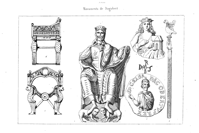 The Scepter of Dagobert