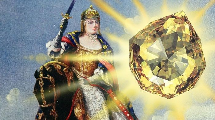The Florentine Diamond - Real-Life Hidden Treasures