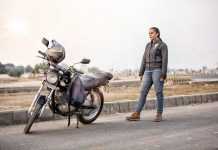 The Motorcycle Girl of Pakistan: Zenith Irfan