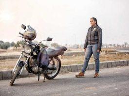 The Motorcycle Girl of Pakistan: Zenith Irfan