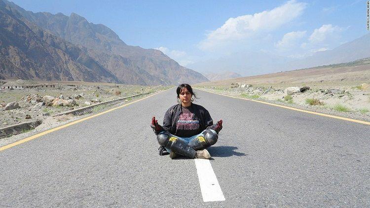 Zenith Irfan - The Motorcycle Girl of Pakistan