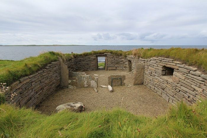 Knap of Howar - Oldest Architects in the World
