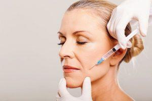 Botox to treat wrinkles