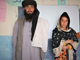 A Daily Wager Travels 12km Daily to Take His Daughter to School