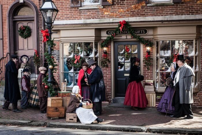 New Castle, Delaware - Best Christmas Towns