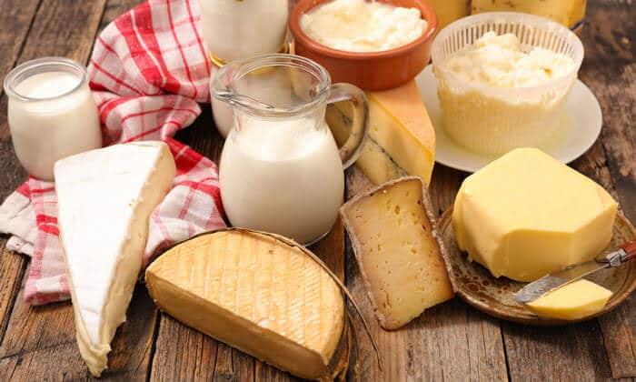 Dairy Foods - Kidneys health