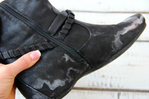 Salt Stained Shoes - Fix Winter Fashion Problems