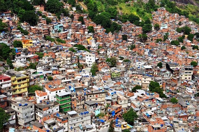 Slums, Brazil