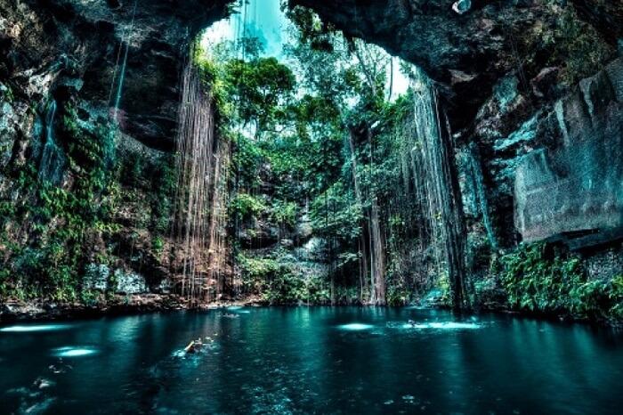 Yucatan Cenotes, Mexico