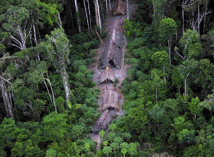 Vale do Javari, Brazil - Unmapped Places on the Earth