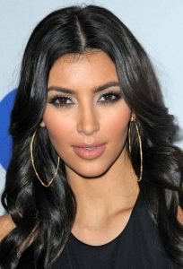 Kim Kardashian - Sexiest Hollywood celebrities