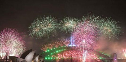 New Year 2020 Celebrations Around the World
