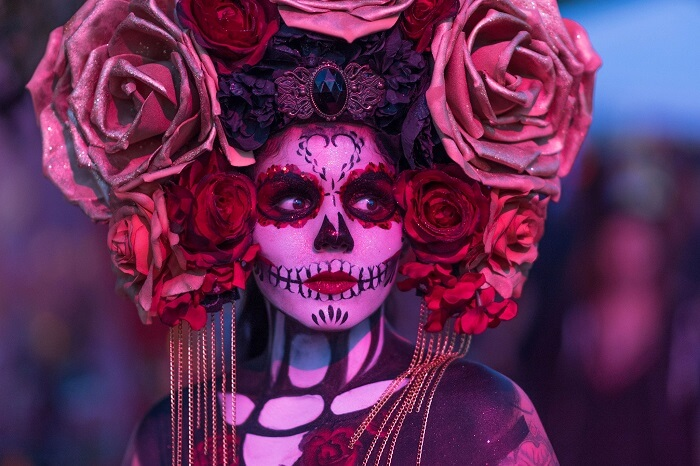 The Day of the Dead celebrations