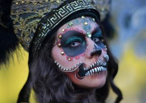 The Lady of the Dead