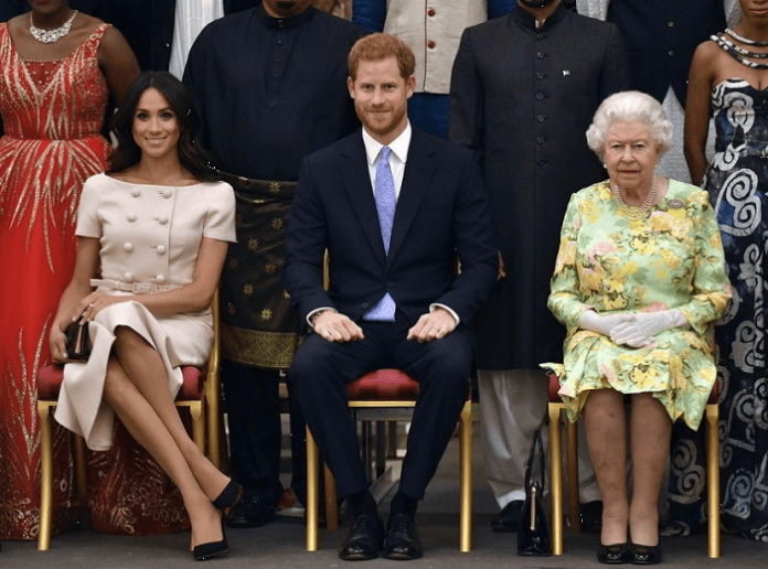 What's become of the Royal Titles of Prince Harry and Meghan Markle?